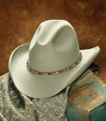 Low Gus Tecate Fur Felt shown in Sage. Western Hats, Western Wear, Cowboy Hats, Cool Jackets For Men, Hats For Men, Victorian Mens Fashion, Charlie 1 Horse Hat, Types Of Hats, Cowgirl Style