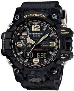 CASIO G-SHOCK MUDMASTER GWG-1000-1AJF Review. #watches #watchreviews #Casio #GShock #mudmaster