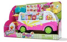 Zwiggle Toys PresentsWe unbox the shopkins ice cream bus! and two Shopkins toys Blind Boxes! Shoppies Dolls, Shopkins And Shoppies, Shopkins Food Fair, Shopkins Ice Cream, Shopkins Playsets, Top Christmas Toys, Christmas Stuff, Shopkins Season 3, Dorms Decor