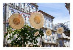 [2014 - Valença do Minho - Portugal] #fotografia #fotografias #photography #foto #fotos #photo #photos #local #locais #locals #cidade #cidades #ciudad #ciudades #city #cities #europa #europe #chapeu #sombrero #hat @Visit Portugal @ePortugal