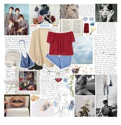 """""""every girl I've ever had Breaks my heart and leave me sad"""" by polystar10 ❤ liked on Polyvore featuring UNIF, Jayson Home, Better Homes and Gardens, Levi's, MANGO, GreenGate, Alpine, Ray-Ban, Revol and Jane Iredale Blazer With Jeans, Unif, My Heart Is Breaking, Better Homes And Gardens, Every Girl, Ray Bans, Mango, Photo Wall, Home And Garden"""