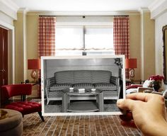 The Heirloom Challenge: Working Inherited Furniture into Your Décor