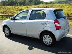 #Mercado Toyota Etios sofre reajuste na linha automática »