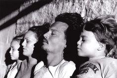 Lily-Rose, Vanessa Paradis, Johnny Depp e Jack John Depp