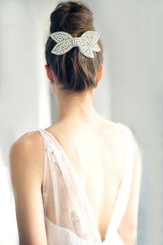 Silver Bridal Inspiration
