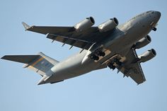 USAF Boeing C-17 Globemaster