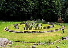 Sarmizegetusa Regia With The Most Accurate Calendar Of The Ancient World, More Precise Than Mayan Calendar. Romanian People, Tourist Places, Bucharest, Ancient Civilizations, Roman Empire, Homeland, Adventure Travel, Places To See, Beautiful Places