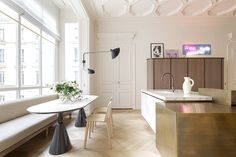 Inside+a+Classic+Parisian+Apartment+With+a+Lively+Spirit+via+@MyDomaine