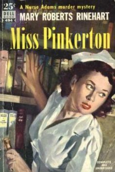 Nurses by the Book – Miss Pinkerton