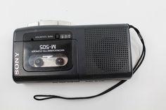 repair manual sony m 505 microcassette corder