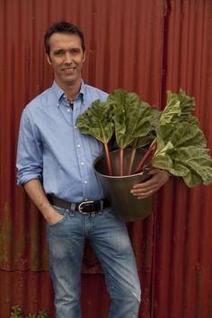 With rhubarb from the kitchen garden at Dunbrody House Blazer, Garden, Kitchen, House, Fashion, Moda, Garten, Cooking, Home