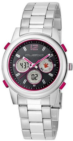 Dame Uhr CUSTO ON TIME STARLIGHT CU053202 - http://uhr.haus/custo-on-time/dame-uhr-custo-on-time-starlight-cu053202
