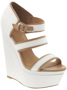 Awesome spring wedges from L.A.M.B.