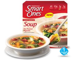 Weight Watchers® Smart Ones® Fire Roasted Vegetable Soup