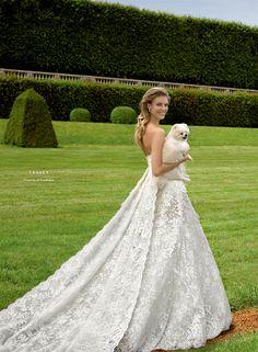Discover the new Pronovias 2014 Bridal Catalog. | Pronovias
