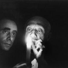 Pablo PICASSO et Henri-Georges CLOUZOT