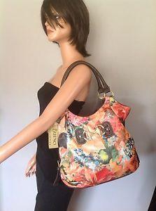 Beuno Bag Purse Multicolor Floral Designer Fashion Stylish Accesseories Romantic | eBay