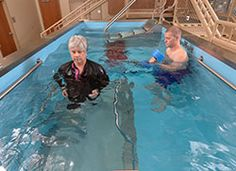 Free On-Demand Webinar: Progression of Foot and Ankle Injury Rehabilitation Using Aquatic Therapy