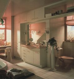 "palmandlaser:  From ""The International Collection of Interior Design"" (1985)"