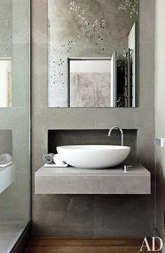 contemporary bathroom - Google Search