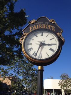 Fairhope , Alabama