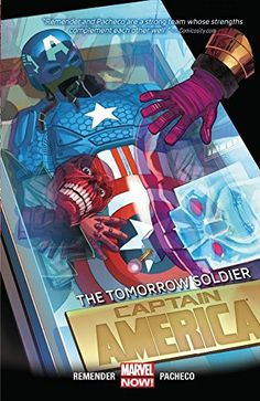 Captain America Vol. 5: The Tomorrow Soldier (Captain America).  Please click on the book jacket to check availability or place a hold @ Otis.  11/7/16