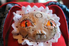 Купить зайка создатель по мотивам мультфильма - комбинированный, заяц игрушка, Страшные игрушки, страшные куклы