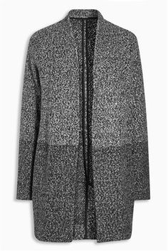 Grey Waterfall Cardigan from the Next | High Street Loves ...