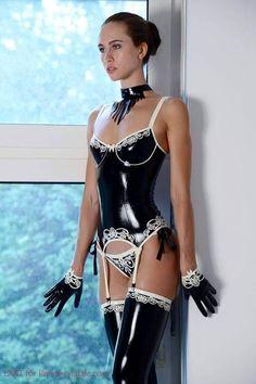 One of Leah's maids uniform