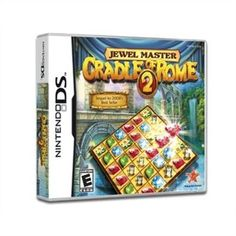 Cradle of Rome 2 NDS    A good time waster to clear my mind for a good book