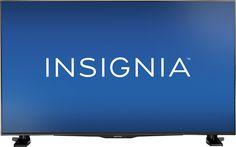 "Popular on Best Buy : Insignia - 43"" Class (42.5"" Diag.) - LED - 1080p - HDTV - Black"