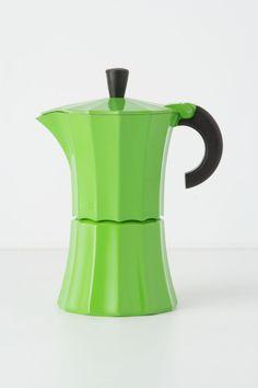 Color Pop Coffee Maker - Anthropologie.com