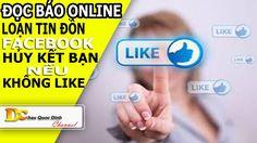 Đọc báo Online - Loạn tin đồn Facebook hủy kết bạn nếu không Like - Tin ...