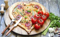 30 dicas para fazer uma pizza caseira saudável e saborosa - Dicas de Mulher