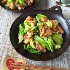 ♡フライパンde超簡単♡チキンとキャベツの塩バタガーリック蒸し♡【鶏もも肉*節約*お弁当】+by+Mizukiさん+|+レシピブログ+-+料理ブログのレシピ満載! +おはようございます(*^^*)今日ご紹介させて頂くのはキャベツがた~っぷり食べられるレシピキャベツって残りませんか??うちの冷蔵庫には常に鎮座しております今回はそんなキャベツと鶏肉を合わせフライパン...