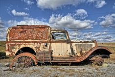 Old Trucks, Abandoned, Antique Cars, Rust, Antiques, Vehicles, Left Out, Vintage Cars, Antiquities