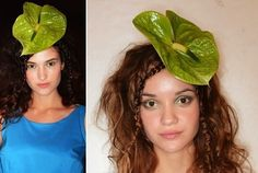 Lilly Pad Hair Accents