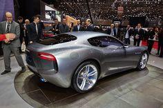 Maserati Alfieri 2014 proto