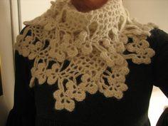 Elegant scarf/shawl... Free pattern!!