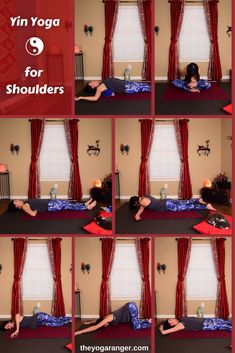 Full Shoulder Mobility & Opening - Yin Yoga 4 Shoulders - Free Practice Guide & Video