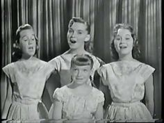 The Lawrence Welk Show: Tonight You Belong To Me - YouTube