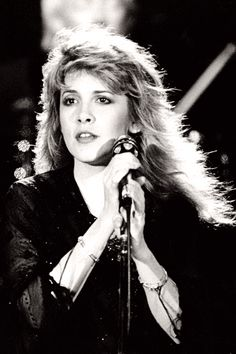 Stevie Nicks and her Crystal visions