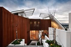 Seaview House Designed By Parsonson Architects 4
