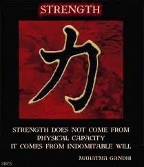 Strength!
