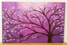 abstract paintings in purple and pink | Recent Photos The Commons Getty Collection Galleries World Map App ...