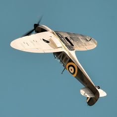 The British Supermarine Spitfire in a Victory Roll Navy Aircraft, Ww2 Aircraft, Fighter Aircraft, Military Aircraft, Air Fighter, Fighter Jets, Supermarine Spitfire, Ww2 Spitfire, Ww2 Planes