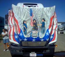 9/11 Semi Truck