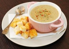 Supa crema de ciuperci, Rețetă Petitchef