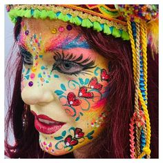 - Famous Last Words Gypsy Chic, Boho Gypsy, Maquillaje Halloween, Rave Festival, Famous Last Words, Face And Body, Mardi Gras, Body Painting, Headpiece