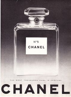 #Chanel No. 5 - #1964 #icon #brand #iconic #packaging